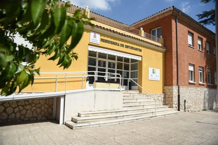 La Diputación de Guadalajara convoca 94 plazas de estancia para el curso 20-21 en su Residencia de Estudiantes