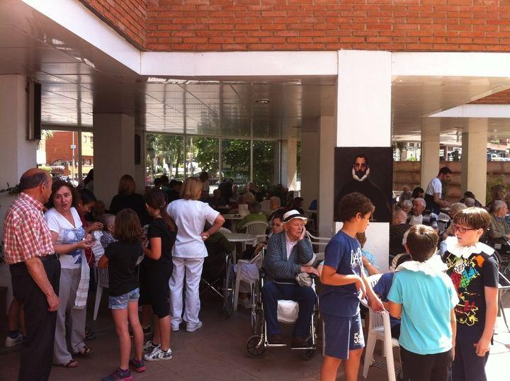 """UGT consigue el aumento de las retribuciones para las Auxiliares de enfermería en la Residencia de """"Los Olmos"""" de Guadalajara"""