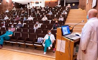 El Hospital de Guadalajara recibe a 69 residentes que inician su formación como especialistas, 12 más que el pasado año