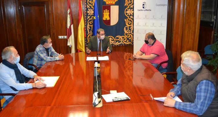 Gobierno regional y Ayuntamiento de Molina valoran la implantación de un Grado Superior en Gestión Forestal y del Medio Natural en el municipio