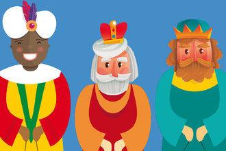 Los Reyes Magos de Oriente se preparan para hacer historia en la ciudad de Guadalajara