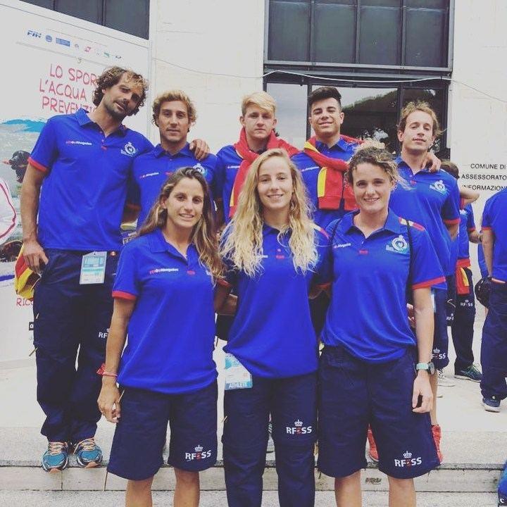 Los deportistas alcarreños se trajeron 6 títulos continentales del Adriático