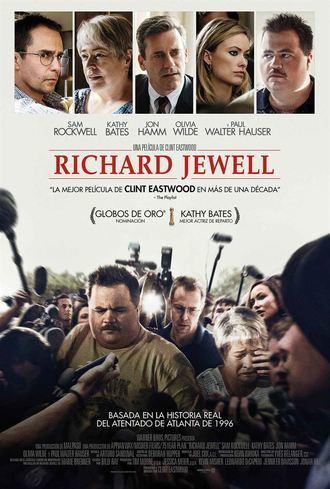 La última de Clint Eastwood : Richard Jewell