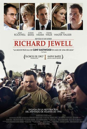 La última de Clint Eastwood : Richard Jewell