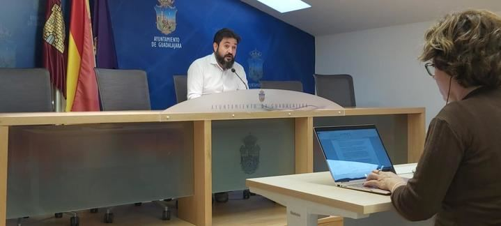 AIKE lleva al Pleno el acceso abierto y transparente a la informacion en los expedientes del ayuntamiento de Guadalajara