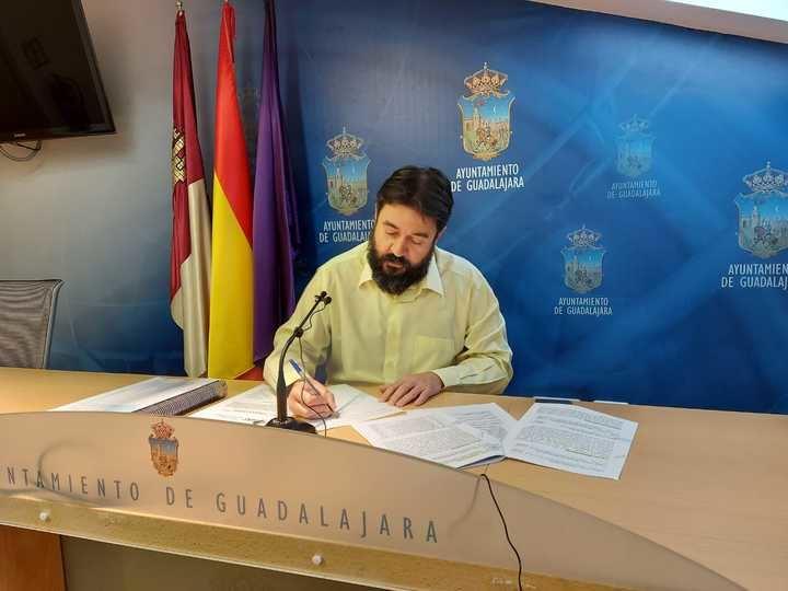 AIKE presenta 15 enmiendas al Presupuesto de Rojo y Pérez Borda para el Ayuntamiento de Guadalajara 2021