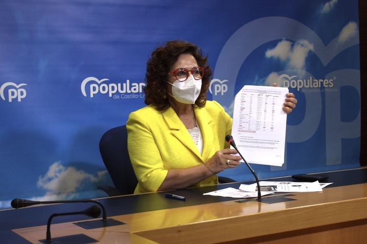 """Señalan que Page ha sido """"el peor gestor de la pandemia de toda España, de las 20 provincias europeas con mayor exceso de mortalidad, 4 de ellas son de Castilla-La Mancha"""""""