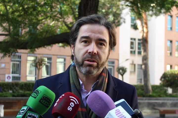 """Robisco exige al socialista Page que condene """"de manera inmediata"""" el mayor caso de corrupción de la democracia de España de los ERE del caso andaluz"""