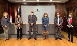 """Eusebio Robles: """"Decimos adiós a un año triste, difícil y duro que ha marcado nuestra acción de Gobierno, pero no nos ha paralizado"""""""