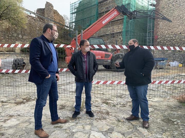 Más de 230.000 euros en la rehabilitación y conservación del patrimonio histórico de Molina de Aragón
