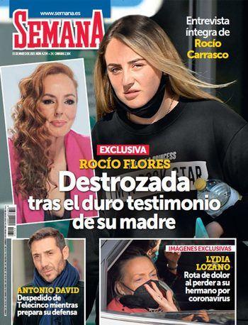 SEMANA Antonio David Flores planea demandar a Irene Montero