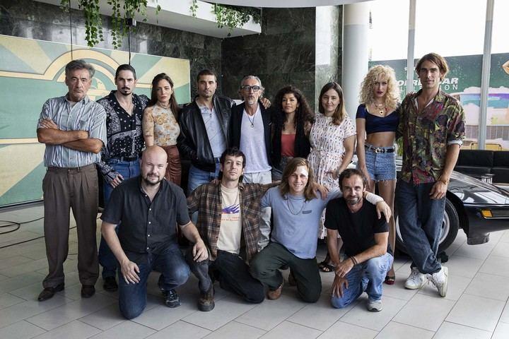 """Finaliza el rodaje de la serie """"El Inmortal"""", con Quer como escenario de la trama de uno de los capítulos"""