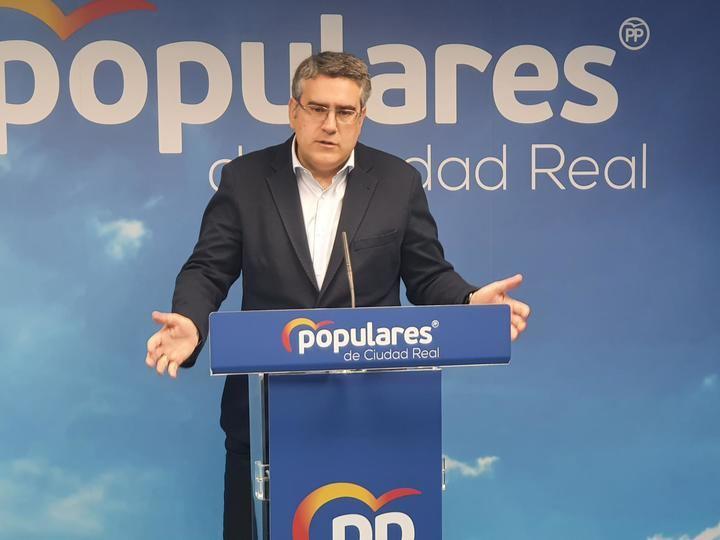 """""""Los castellano-manchegos están hartos de que el Gobierno de Page esté instalado en el insulto continuo y en la crispación en vez de trabajar para resolver los problemas de los ciudadanos"""""""