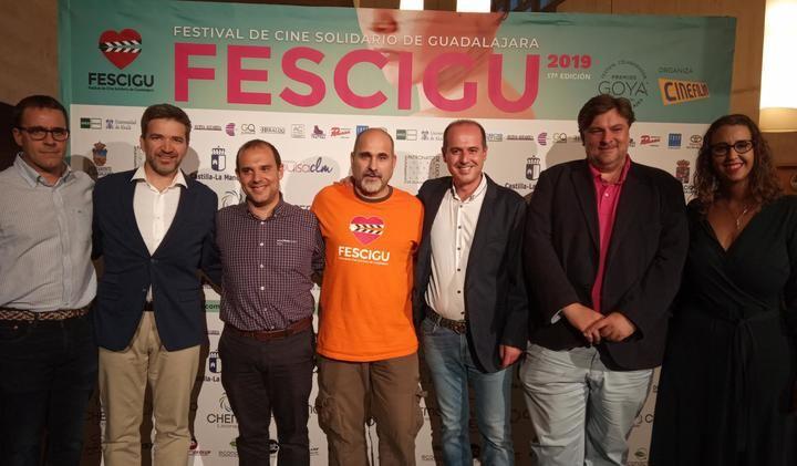 El alcalde de Guadalajara Alberto Rojo destaca el carácter crítico y solidario del FESCIGU