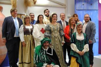 Guadalajara invita a Madrid a disfrutar de nuestro Tenorio Mendocino