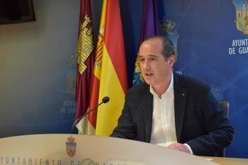 El alcalde de Guadalajara mantendrá una reunión por videoconferencia este miércoles con representantes de CEOE Guadalajara, el jueves con CC.OO Y el viernes con UGT