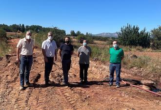 50.000 euros para las obras de mejora de captación de agua en el municipio de Romanillos de Atienza
