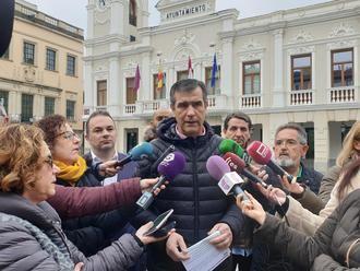 Antonio Román se interesa en el Senado por el AVE Low Cost y anuncia mociones para que tenga parada en Guadalajara