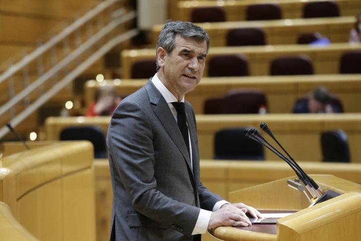 """Antonio Román: """"Fracasaron en la escalada y también fracasan en el desconfinamiento, sectario y arbitrario, porque aplican oportunismo político"""""""