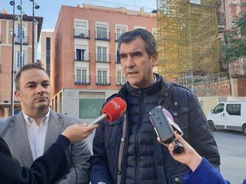 """Antonio Román: """"El voto al PP es el único que puede sacar a Pedro Sánchez del Gobierno de España"""""""