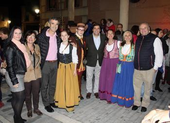 Román y Echániz asisten a la XXIX edición del Tenorio Mendocino en Guadalajara