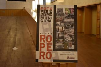 La historia de Guadalajara, a través de la mirada del fotógrafo Jesús Ropero se expone desde ayer en el Buero Vallejo