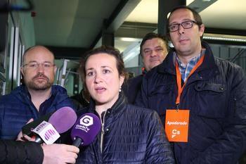 """Rosado: 'Tenemos que ir a votar, cada voto que sume Cs valdrá para poner España en marcha"""""""