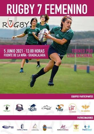 Torneo de Rugby Seven Femenino 5 de Junio 2021