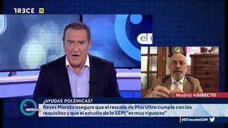 Ruiz-Jarabo, expresidente de SEPI en TRECE TV :