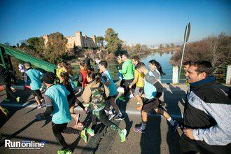 Gran éxito de participación en la fiesta del Running Rural, en Malpica de Tajo ,con su carrera popular en honor a San Sebastián