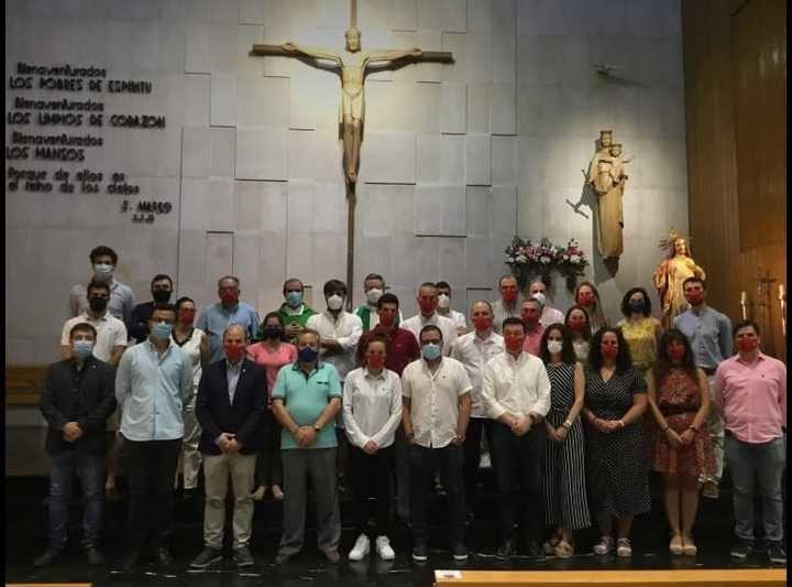 """La fiesta de los Salesianos de Guadalajara : """"QUEDAMOS EN LA PUERTA VERDE"""""""