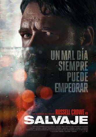 La última de Russell Crowe : Salvaje