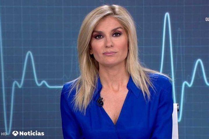 La presentadora Sandra Golpe revela que sufrió una agresión sexual hace 20 años