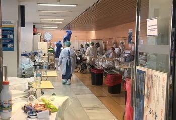 NUEVO RÉCORD DE CONTAGIOS EN CLM : En las últimas 24 horas se han confirmado por PCR 616 nuevos casos positivos, de los que 138 son de Guadalajara