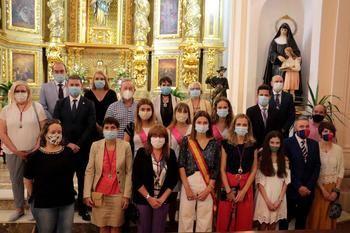 Celebración religiosa de San Roque, este domingo en Sigüenza
