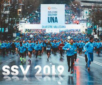 Más de 42.000 corredores participarán en la San Silvestre Vallecana, el ugandés Mande Bushendich parte como favorito