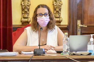 """Simón: """"El Gobierno de Alberto Rojo está preparado para la llegada de fondos europeos, a pesar del PP"""""""