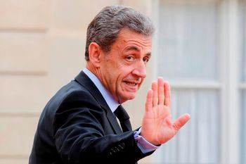 Condenan a Sarkozy a tres años de prisión por corrupción y por tráfico de influencias