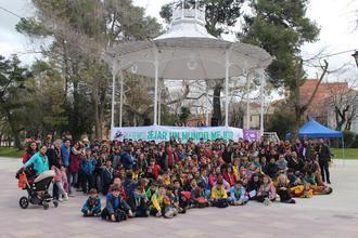Los Scouts de Guadalajara marchan por la conservación del Medio Ambiente