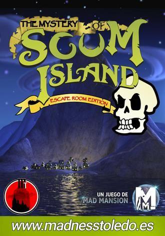 La sala de escape room toledana 'The Mystery of Scum Island', elegida entre las mejores del mundo