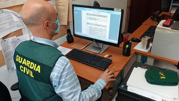 """La Guardia Civil recuerda el decálogo de consejos para no convertirse en víctima de un """"secuestro virtual"""""""