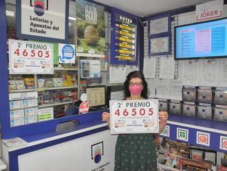 Parte del segundo premio de la Lotería Nacional de este sábado cae en Marchamalo