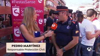 Seis heridos leves en el segundo encierro de San Sebastián de los Reyes 2019