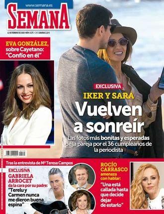 SEMANA : Exclusiva : Gabriela Arrocet da la cara por su padre, Bigote Arrocet: «Terelu y Carmen nunca me dieron buena espina»