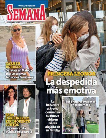 SEMANA La triste noticia que empaña el regreso de Susanna Griso regresa a su puesto trabajo