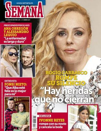 SEMANA Lo que opina Adara Molinero del affaire entre Hugo Sierra e Ivana