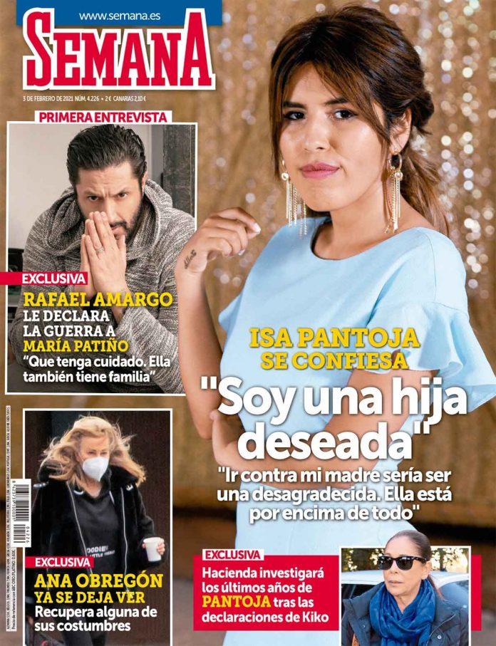 SEMANA Anita Matamoros se quita el apellido tras la amenaza de ser desheredada por su padre