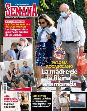 SEMANA Isabel Pantoja discute con sus hermanos, Juan y Agustín Pantoja, sobre si dejar o no entrar a Kiko Rivera en Cantora