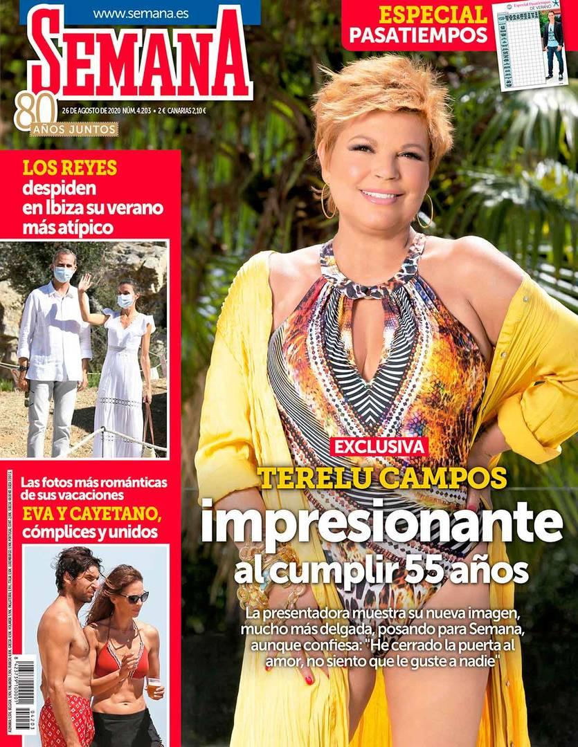 SEMANA Bibiana Fernández incendia las redes con su imagen más sexy   Guada  News