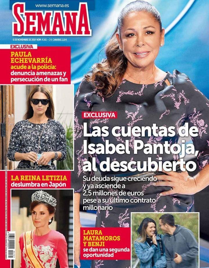 SEMANA Jorge Javier Vázquez tendrá que volver a pasar por quirófano tras el ictus que sufrió